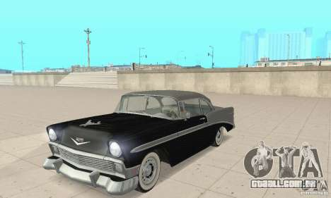 Chevrolet Bel Air 1956 para GTA San Andreas