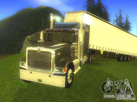 International 9900 para GTA San Andreas