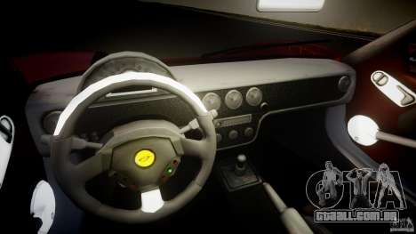 Farboud GTS 2007 para GTA 4 vista de volta