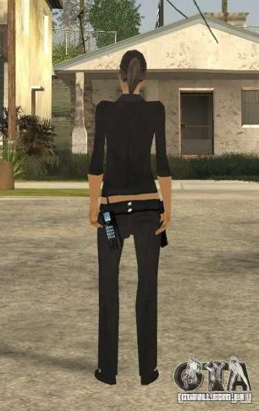 Pele de garota DD para GTA San Andreas terceira tela