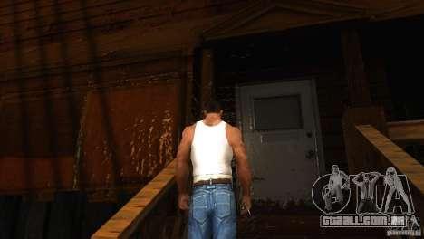 Ativar ou desativar os cookies para GTA San Andreas segunda tela
