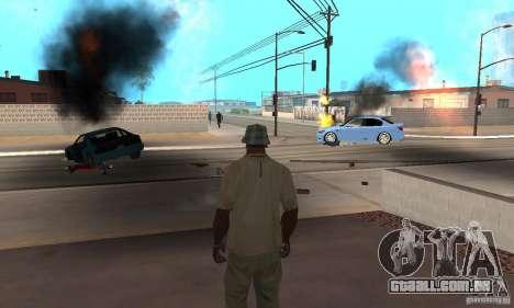 Hot adrenaline effects v1.0 para GTA San Andreas décima primeira imagem de tela