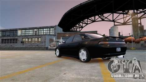 Toyota Mark II 2.5 para GTA 4 vista interior