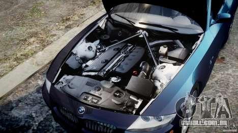 BMW Z4 V3.0 Tunable para GTA 4 vista direita