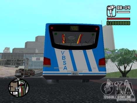 Design-X4-Dreamer para GTA San Andreas vista direita