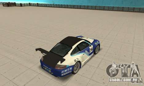 Porsche 911 Le GRID para GTA San Andreas