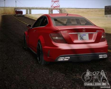 Improved Vehicle Lights Mod para GTA San Andreas sétima tela