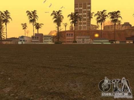HD Santa Maria Beach para GTA San Andreas terceira tela