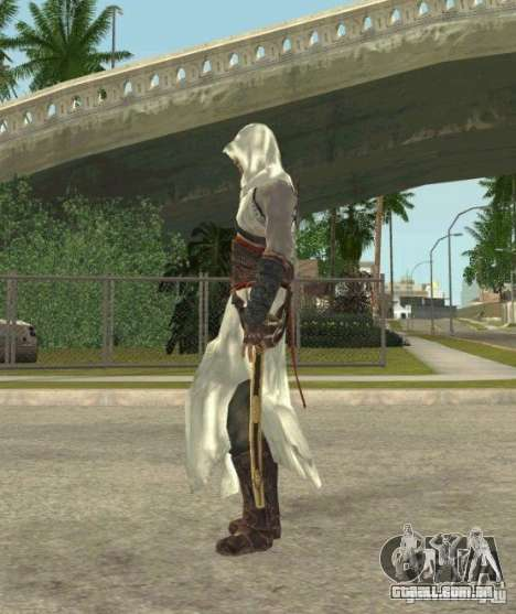 Assassins skins para GTA San Andreas sexta tela