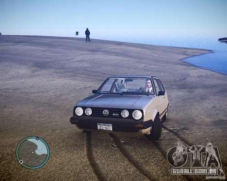 Volkswagen Golf Mk2 GTI para GTA 4