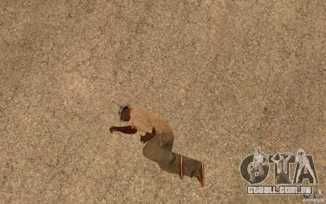 Life para GTA San Andreas sexta tela