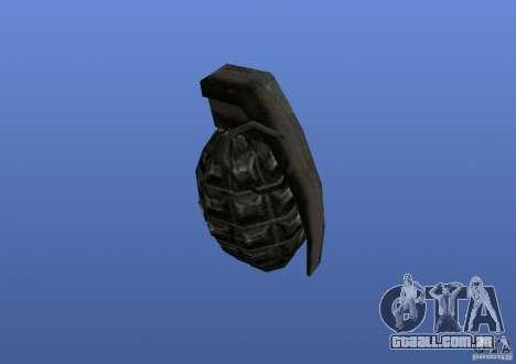Grenade para GTA 4