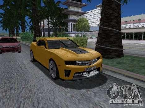 ENB Series by JudasVladislav v2.1 para GTA San Andreas segunda tela
