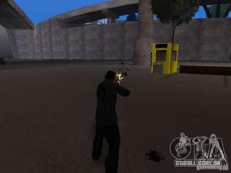 GTA IV  San andreas BETA para GTA San Andreas segunda tela