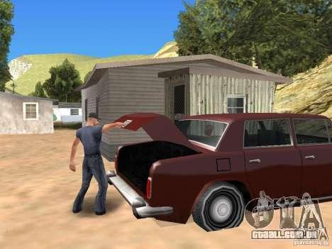 Renovação da aldeia de Al-Kebrados v 1.0 para GTA San Andreas