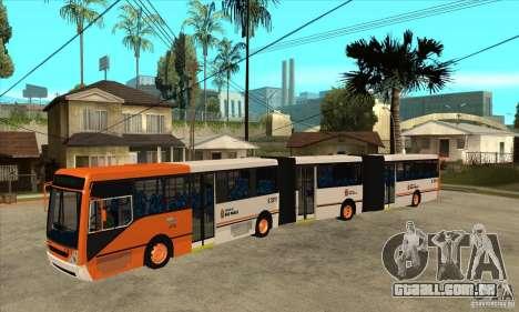 Caio Induscar Millenium II para GTA San Andreas esquerda vista