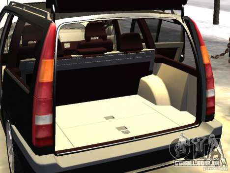 Volvo 850 R 1996 Rims 1 para GTA 4 motor