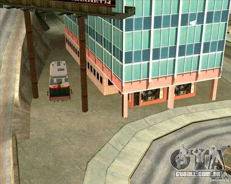 Veículos estacionados v 2.0 para GTA San Andreas terceira tela