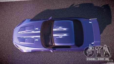Honda S2000 Tuning 2002 pele calma 2 para GTA 4 vista direita