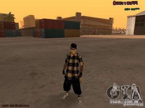 Vagos Skins para GTA San Andreas