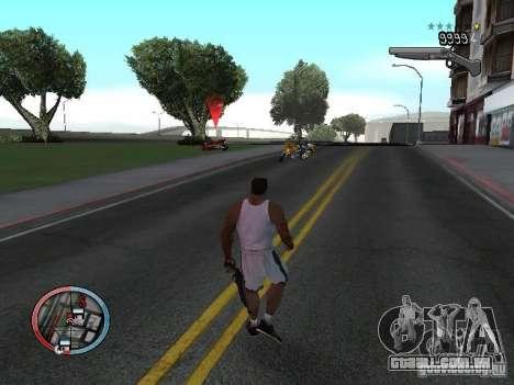 SUPER BIKE MOD para GTA San Andreas segunda tela