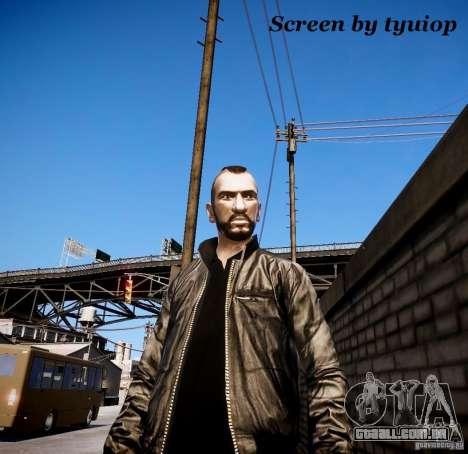 Niko - Hooligan para GTA 4