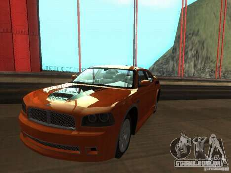 Dodge Charger From NFS CARBON para GTA San Andreas