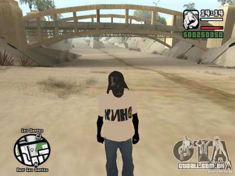 FILME Mike para GTA San Andreas segunda tela