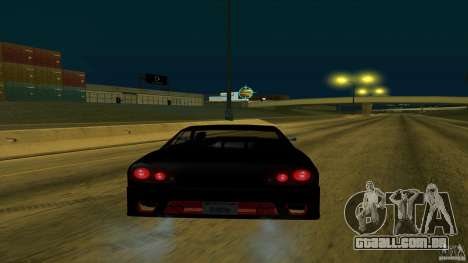 New elegy v1.0 para GTA San Andreas vista direita