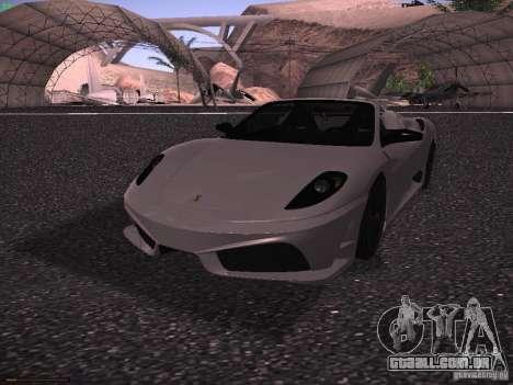 Ferrari F430 Scuderia M16 para GTA San Andreas