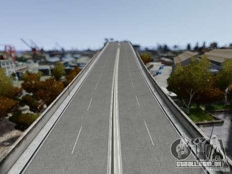 HD Roads 2013 para GTA 4 quinto tela