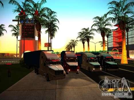 ENBSeries v. 1.0 por GAZelist para GTA San Andreas nono tela