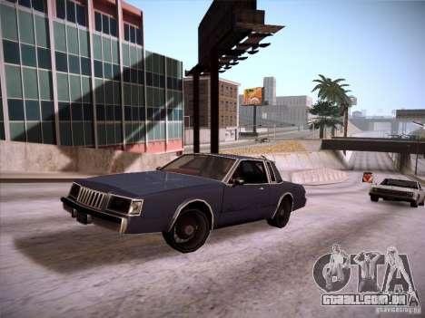 ENBSeries by CatVitalio para GTA San Andreas