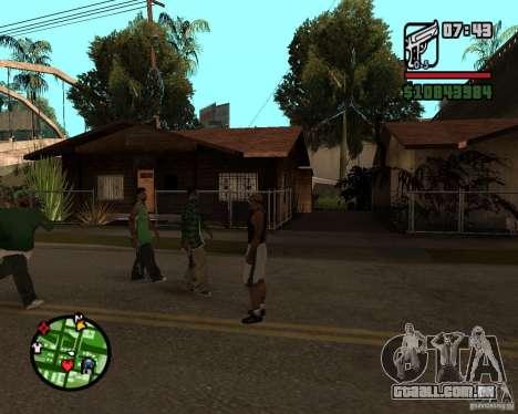 Ajuda bratkov para GTA San Andreas terceira tela
