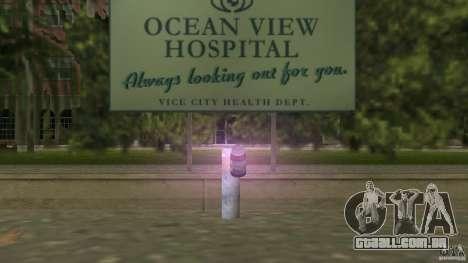 Os ícones do Manhunt para GTA Vice City terceira tela