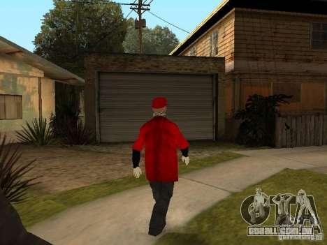JabbaWockeeZ Skin para GTA San Andreas sexta tela