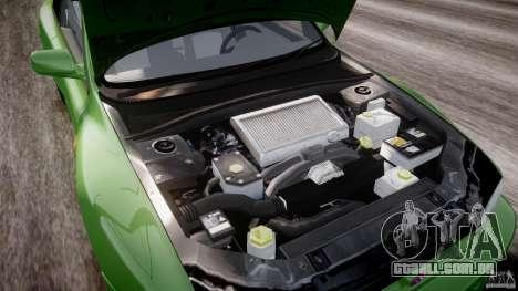 Subaru Impreza 22b 1998 (final) para GTA 4 vista superior