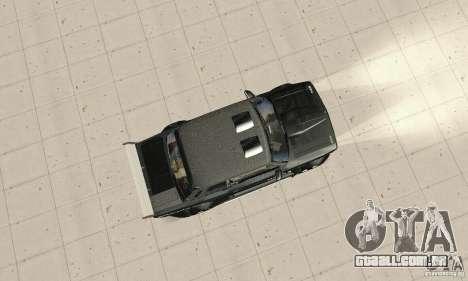 Tunning de fantasia arte VAZ 2106 para GTA San Andreas vista direita