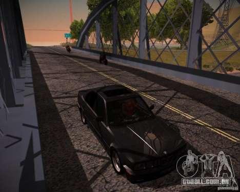 ENBSeries V4 para GTA San Andreas quinto tela