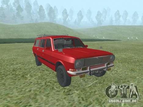 Volga GAZ-24-02 para GTA San Andreas