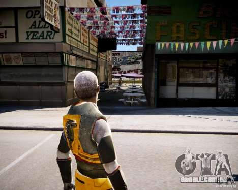 Morgan Freeman para GTA 4 segundo screenshot