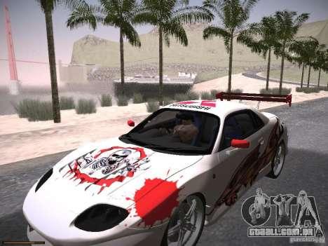 Mitsubishi FTO GP Veilside para GTA San Andreas interior