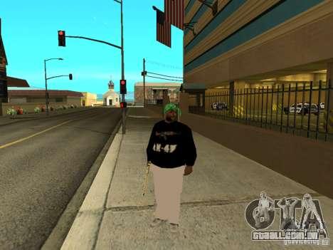 Novo Groove grosso para GTA San Andreas