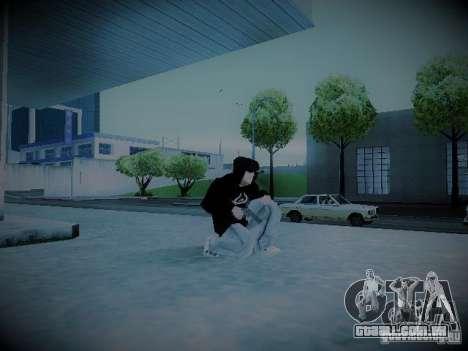 MOD de Valera para GTA San Andreas terceira tela