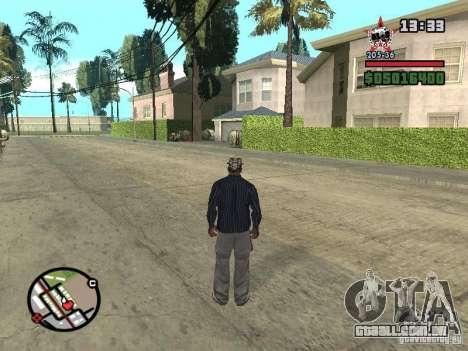 Todas Ruas v3.0 (Las Venturas) para GTA San Andreas sexta tela
