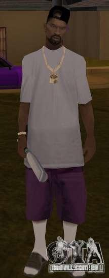 New ballas para GTA San Andreas terceira tela
