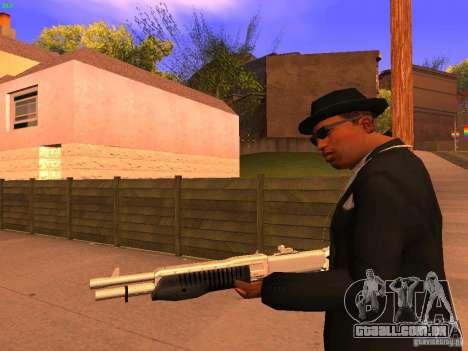 TeK Weapon Pack para GTA San Andreas sexta tela