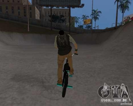 Tony Hawks Cole para GTA San Andreas terceira tela