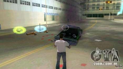 No death mod para GTA Vice City por diante tela