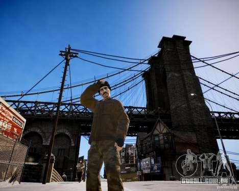 Niko - Stalin para GTA 4 sexto tela